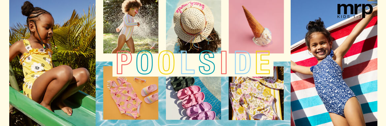 girls 1-7 swimwear