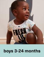 Boys 3-24 Months