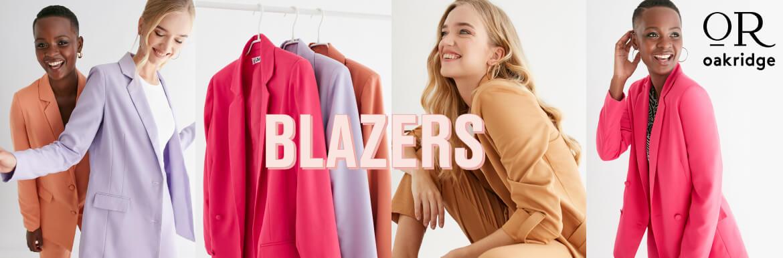 Ladies blazers