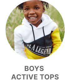 boys active tops