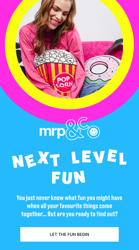 You just never know what fun you might have when all your favourite things come together… But are you ready to find out?