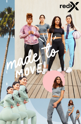 Must-follow babes in must-have activewear!